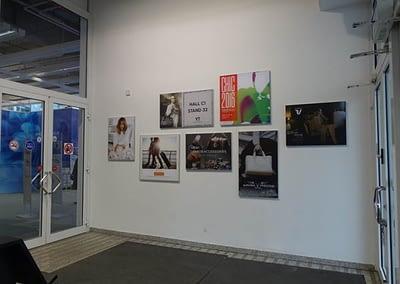 Werbeflächen Messe Offenbach