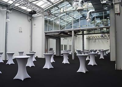 Messe Offenbach Stehempfang Atrium